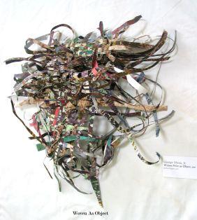 Woven as Object 3